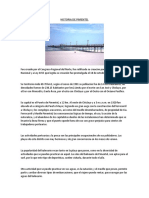Historia de Pimentel