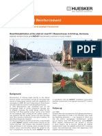 JR R P Asphalt Reinforcement Rehabilitation of Asphalt Pavements HaTelit-Ochtrup