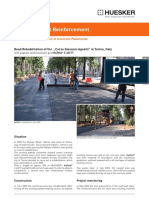 JR R P Asphalt Reinforcement Rehabilitation of Concrete Pavements HaTelit-Turin IT