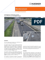 JR R P Asphalt Reinforcement Rehabilitation of Asphalt Pavements HaTelit-Serbien