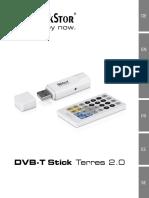 Manual Dvb-t Stick Terres 2-0 v1-10 Int