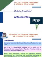 1. Antecedentes de La Medicina Alternativa