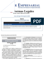 Decreto Legislativo N° 1192
