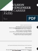 Propulsion Build Engineer