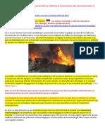 16-10-2017-La Véritable Histoire Derrière Les Feux de Forêt en Californie-(+ Commentaires des internautes inclus !)
