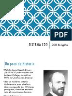 Sistema CDD