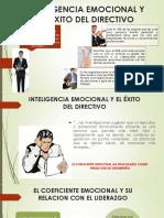 INTELIGENCIA EMOCIONAL Y EL ÉXITO DEL DIRECTIVO.pptx