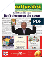The Agriculturalist - December 2017- January 2018
