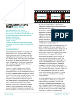 Capitalism a Love Story - Reel Issues Film Discussion