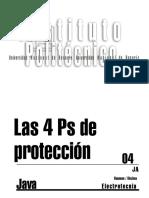 Capítulo 08c (Las 4 Ps de Protección)