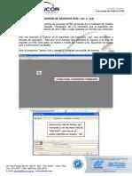 5.- Manejo de  Estacion Total Topcon Conversion de Archivos DTM.pdf
