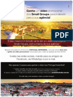 Flyer a4 - Promo - Video Small Groups