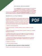 cuestionario de marco legal
