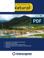 Osinergmin Boletin Gas Natural 2016 1