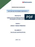 Calculos Electricos Rp