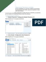 Guia de Revisión Configuraciones Financieras y Contables para Dynamics AX 2012
