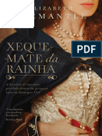 Xeque-mate Da Rainha - Elizabeth Fremantle