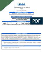 EDU 248 Estrategías Lúdicas en La Educación Básica Ultimo Para Cambiar