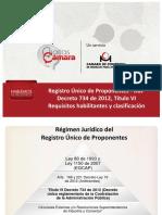 15. Requisitos Habilitantes y Clasificacion - Rup