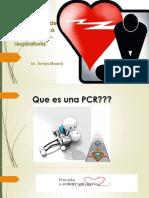 Implicaciones de Enfermería en La Parada Cardio-respiratoria by KM