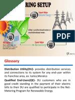 Solar Net-metering and Grid Tie System