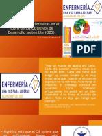 El Papel de Enfermeria en El Logro de ODS by KM