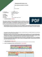 Planificación Anual Rutas 2017 (1) Lachira