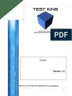 Test King - Linux Plus- Study Guide - XK0-001 1.0.pdf