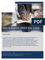 Usmle Step 2ck - 3 - A User Guide 2 Updated-2