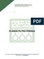 Planos Filtro Prensa