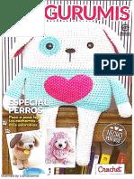 Revista Amigurumis Especial Perros