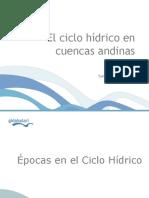 Gidahatari HT 3 Ciclo Hidrico en Cuencas Andinas