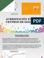 Acreditacion Para Centros de Dialisis