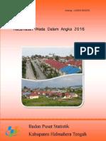 01. Kecamatan Weda Dalam Angka 2016-Watermark
