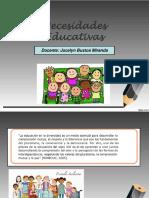 Diversidad y Educacion