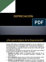 DEPRECIACIÓN