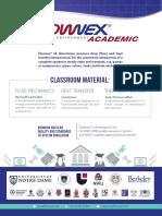 Flownex_AcademicBrochure