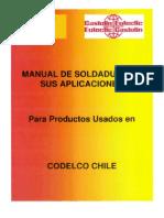 Manual Soldaduras y Plicaciones
