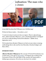 Training Ground Guru | Tactical Periodisation