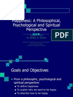 2. Happiness Scientific Philosophical and Spiritual Perspective