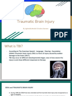 9 traumatic brain injury