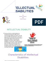 11 sped intellectual disabilities