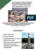 Procesos Industriales Sostenibles