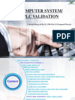 Plc Validation