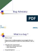 TLC Bug Advocacy