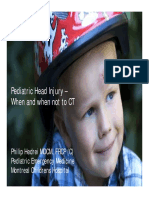 Caep Peds Head Injuries