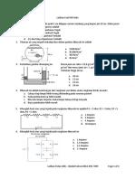 Latihan Soal UN Fisika SMP