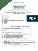 Currículo Leonardo Valentim Ruyz PORTUGUESE VERSION