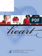 US Department of Health - The Healthy Heart Handbook for Women 2005
