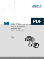 O&M Manual for AC 07.2 - 16.2 - English